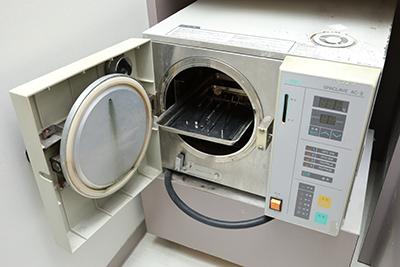 高温高圧滅菌器