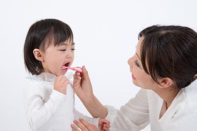 どうして歯医者に行くのか、お子さんにきちんと説明しましょう